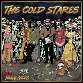 Heavy Shoes - CD / The Cold Stares / 2021