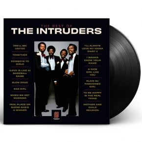 Best Of - LP / The Intruders / 2021