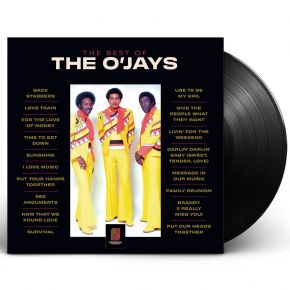 Best Of The O'Jays - 2LP / The O'Jays / 1998/2021