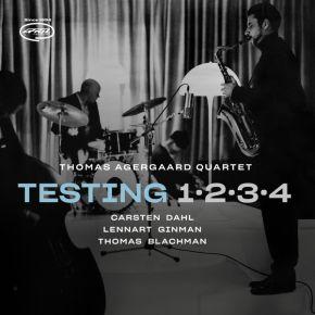 Testing 1-2-3-4 - LP / Thomas Agergaard Quartet / 1998 / 2020