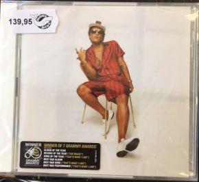 XXIVK Magic - CD+Blu-Ray (Deluxe) / Bruno Mars / 2018