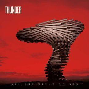 All the Right Noises - 2CD+DVD / Thunder / 2021