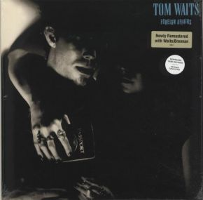 Foreign Affairs - LP (Farvet Vinyl) / Tom Waits / 1977 / 2018