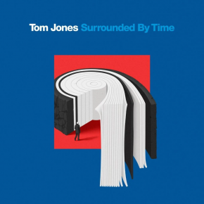 Surrounded By Time - CD / Tom Jones / 2021