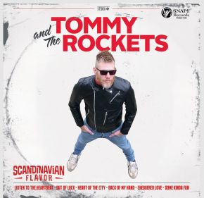 Scandinavian Flavor - LP / Psychotic Youth / Tommy And The Rockets / 2021