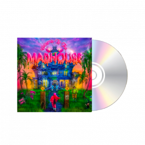 Welcome To The Madhouse - CD / Tones And I / 2021
