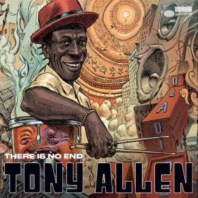 There Is No End - CD / Tony Allen / 2021