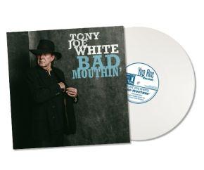 Bad Mouthin' - 2LP (Hvid vinyl) / Tony Joe White / 2018