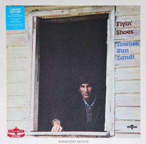 Flyin' Shoes - LP (Blue vinyl) / Townes Van Zandt / 1978 / 2015