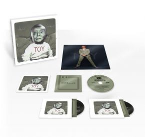 Toy:Box - 3CD / David Bowie / 2022