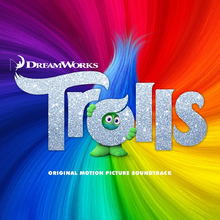Trolls OST - CD / Soundtrack | Various Artists / 2016