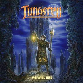 We Will Rise - LP (Lilla Vinyl) / Tungsten / 2019
