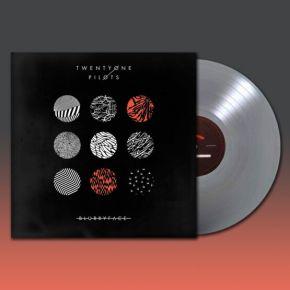 Blurryface - 2LP (Sølv Vinyl) / Twenty One Pilots / 2015/2021