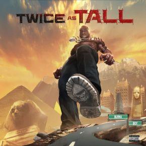 Twice As Tall - 2LP / Burna Boy / 2021