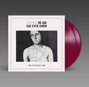 No One Can Ever Know - 2LP (Farvet vinyl) / The Twilight Sad / 2012 / 2020