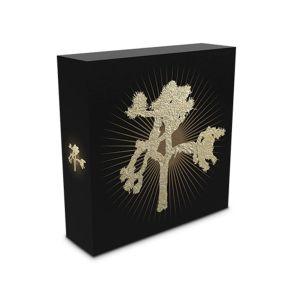 The Joshua Tree - 4CD Box Set (Super Deluxe Edition) / U2 / 1987 / 2017