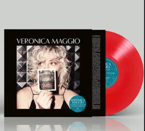 Den Första Är Alltid Gratis - LP (Rød vinyl) / Veronica Maggio / 2016 / 2020