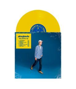 ting ændrer sig - LP (Gul vinyl - Signeret) / Aksglæde / 2020