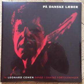 På Danske Læber (Leonard Cohen fortolkninger) - 2LP / Various Artists / 2004 / 2017