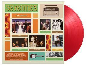 Seventies Collected - 2LP (Rød Vinyl) / Various Artists / 2021
