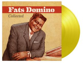 Collected - 2LP (Gul vinyl) / Fats Domino / 2018