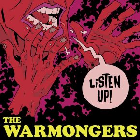 Listen Up - LP / Warmongers / 2016