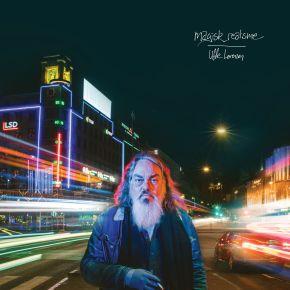 Magisk Realisme - LP (2. tryk rød vinyl) / Uffe Lorenzen / 2020