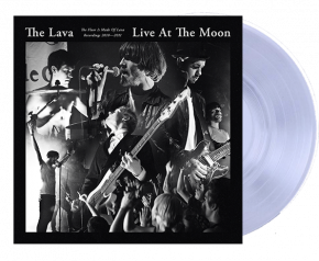 Live At The Moon - LP (Farvet vinyl) / The Floor Is Made Of Lava / 2020