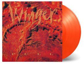 Pull - LP (Farvet vinyl) / Winger / 1993 / 2019