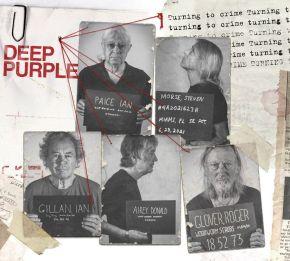 Turning To Crime - 2LP (Klar vinyl) / Deep Purple / 2021