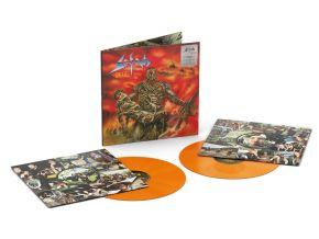 M-16 (20th Anniversary Edition) - 2LP (Orange Vinyl) / Sodom / 2001/2021