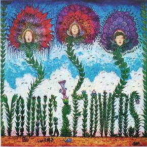 Blomsterpistolen - LP / Young Flowers / 1968 / 2021