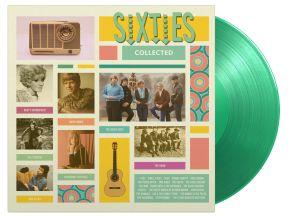 Sixties Collected - 2LP (Grøn Vinyl) / Various Artists / 2021