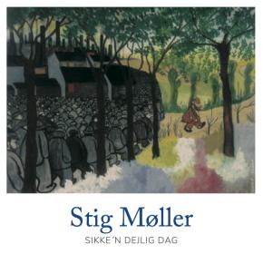 Sikke'n Dejlig Dag - LP (2. oplag) / Stig Møller / 1994 / 2022
