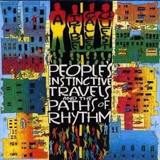People's Instinctive Travels And The Paths Of Rhythm - 2LP (Stødt hjørne) / A Tribe Called Quest / 2015