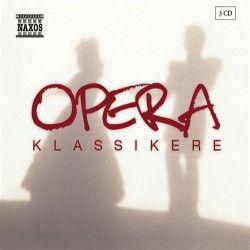 Opera Klassikere - 3CD (Bokssæt) / Various Artists / 2013