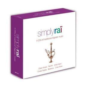 Simply Raï - 4CD (Boxset) / Various Artists / 2013
