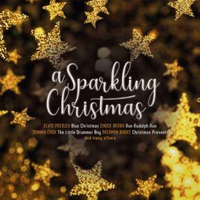 A Sparkling Christmas - LP (Farvet vinyl) / Various Artists / 2019 / 2021
