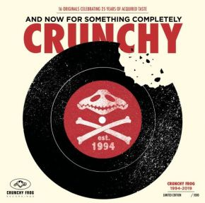 And Now For Something Completely Crunchy - 2LP / Various Artists / 2019