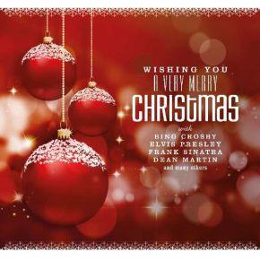 Wishing You A Very Merry Christmas - LP (Farvet vinyl) / Various Artists / 2017 / 2021