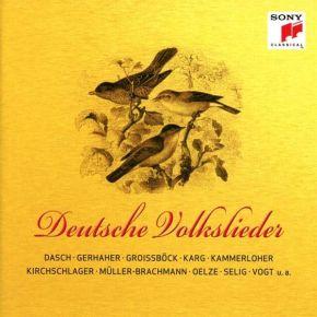 Deutsche Volkslieder - 2CD / Various Artists / 2021