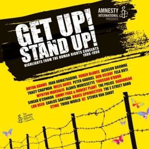 Get Up Stand Up - 2CD / Various Artists / 2021