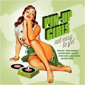 Pin-Up Girls: Not Easy To Get - LP (RSD 2021 Farvet Vinyl) / Various Artists / 2021