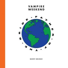 Father Of The Bride - CD / Vampire Weekend / 2019