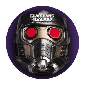 Guardians Of The Galaxy: Awesome Mix Vol. 1 - LP (Picture Disc) / Various Artists | Soundtrack / 2018
