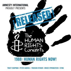 Released! the Human Rights Concerts - 2CD / Various Artists / 2021