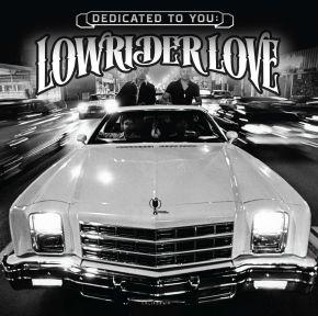 Dedicated to You: Lowrider Love - LP (RSD 2021 Klar/Sort Swirl Vinyl) / Various Artists / 2021