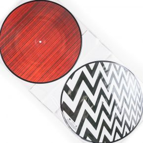 Twin Peaks (Limited Event Series Soundtrack) - 2LP (RSD 2018 Picture Disc) / Various Artists | Soundtrack / 2017/2018