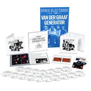 The Charisma Years: 1970-1978 - 17CD+3Blu-Ray (Boxset) / Van Der Graaf Generator / 2021