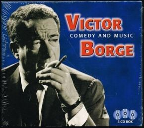 Comedy And Music - 3CD / Victor Borge / 2008